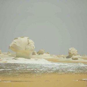 Egypt White Desert Overnight Camping & Safari