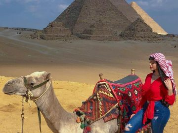 Best Cairo Tour with Dinner Cruise & Pyramids Show, Full Day Pyramids of Giza & Sphinx & the Egyptian Museum