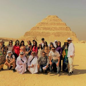 best egypt tour sakkara