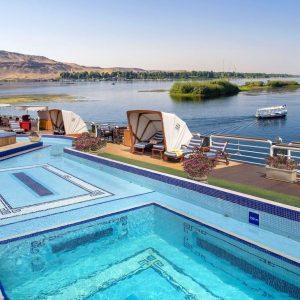 best luxury nile cruise