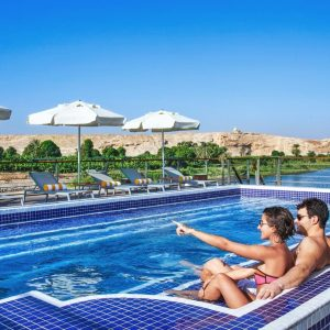 best luxury nile cruise egypt