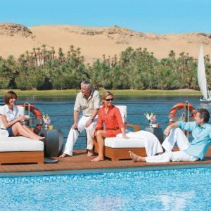best nile cruise aswan city