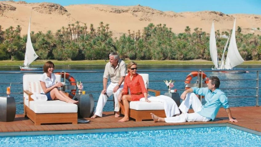 Exquisite Egypt- The Nile & The Red Sea, best of Egypt tours and travel packages