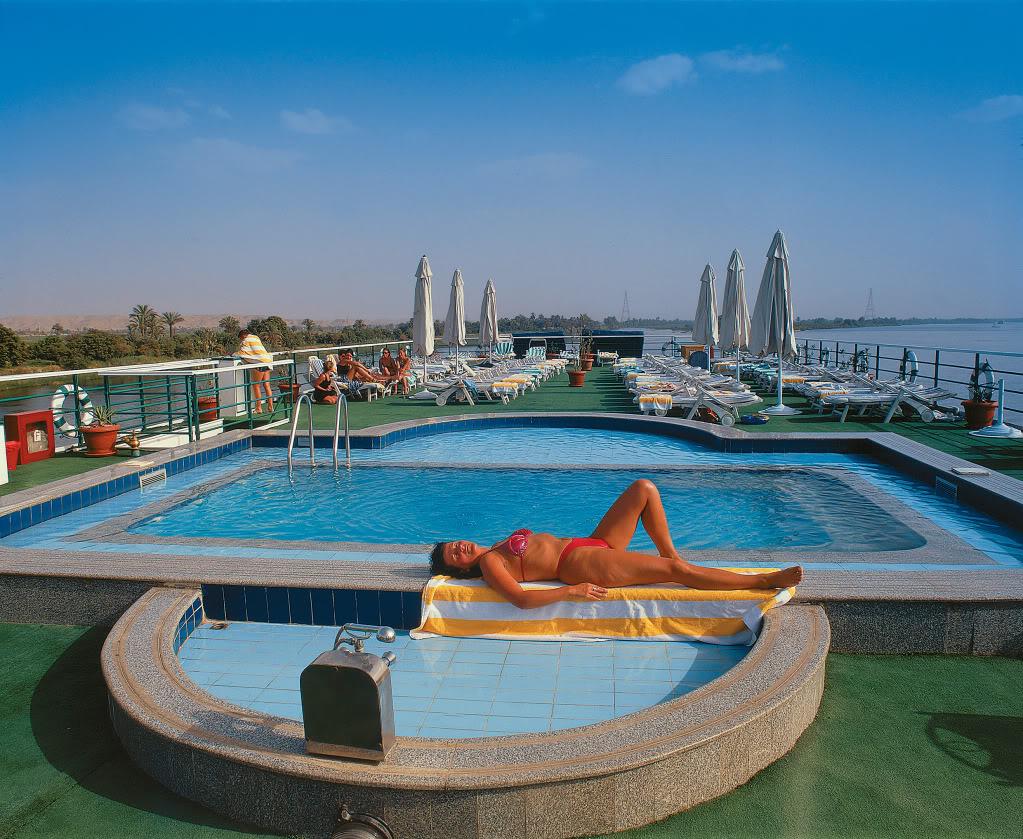 Moon Dance Nile Cruise Nile Cruise From Luxor To Aswan 5