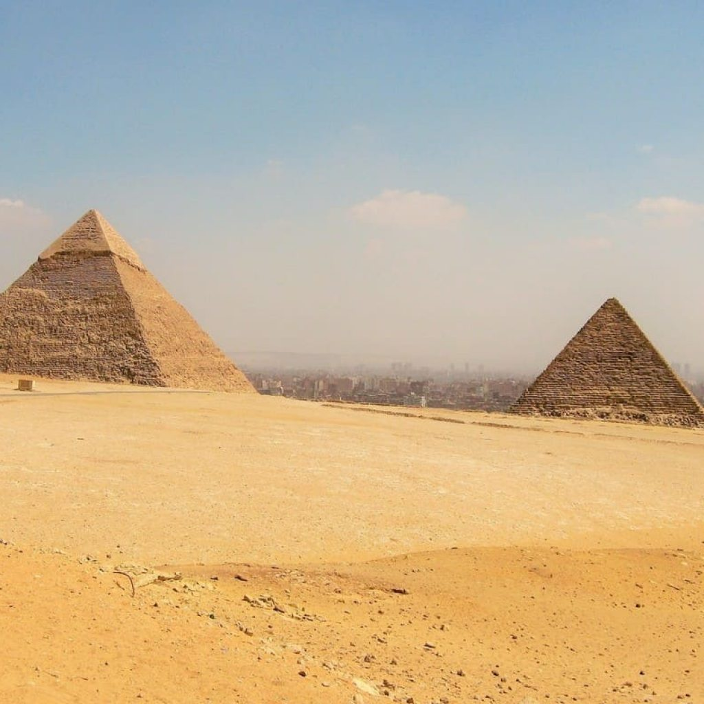 The Pyramids of Giza Mysteries, Facts and History | Visit