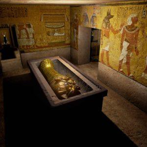 best tut ankhamun tomb photo