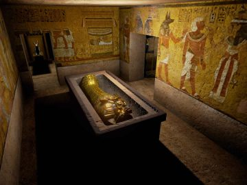 Luxor Half Day Tour- Explore Valley of the Kings & More, the mummy and the tomb of king Tutankhamun