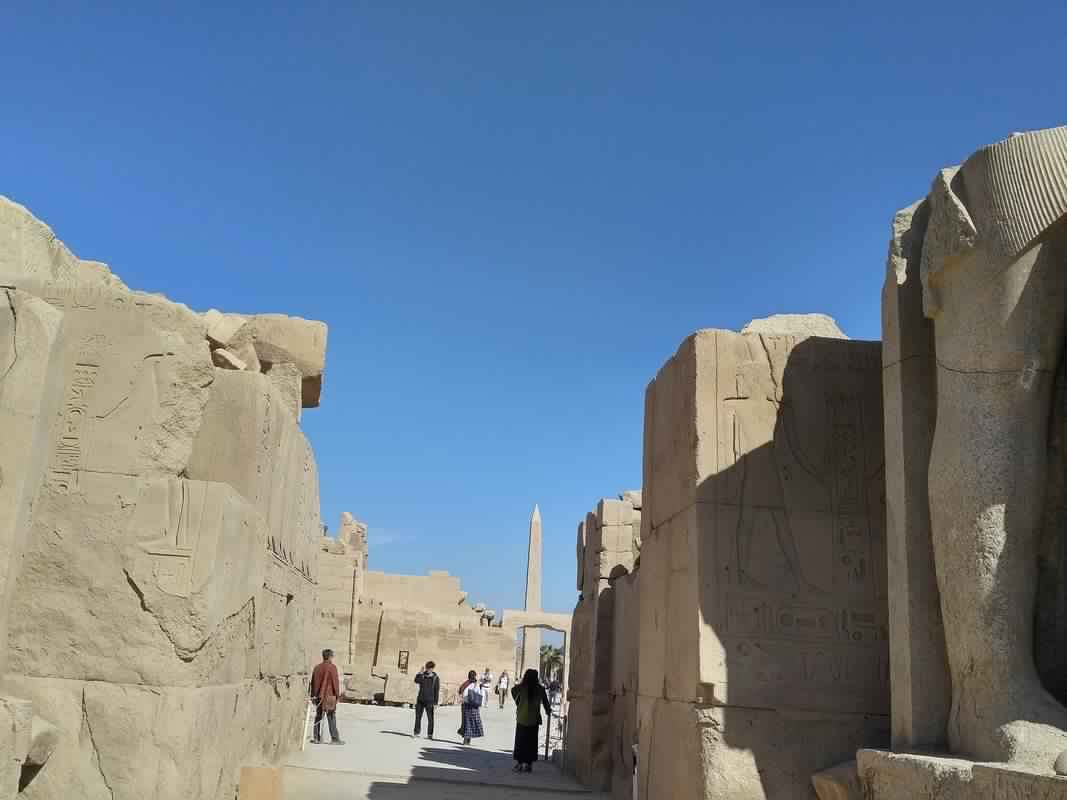 Wonders of the Pharaohs – Nile & Temples