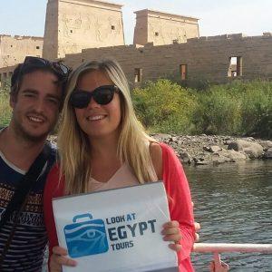 egypt couple holidays