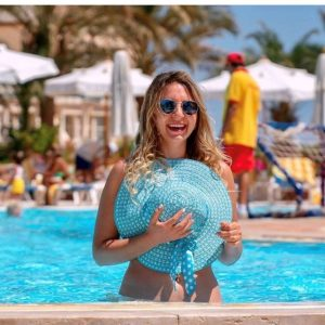 egypt red sea holiday woman travel