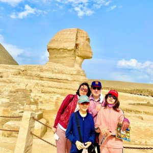 egypt tours with kids