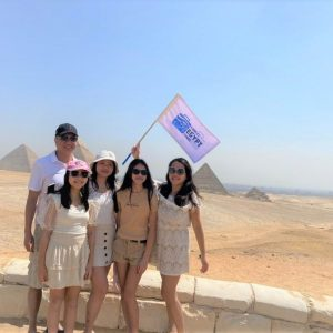 family tour in egypt pyramids