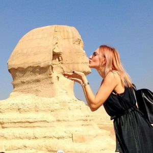 kiss sphinx images egypt trip (2)