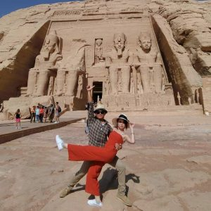 Cairo, Nile Cruise and Abu Simbel Tour