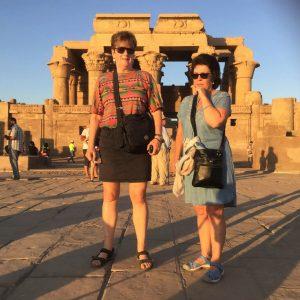 look at egypt femel trip in egypt