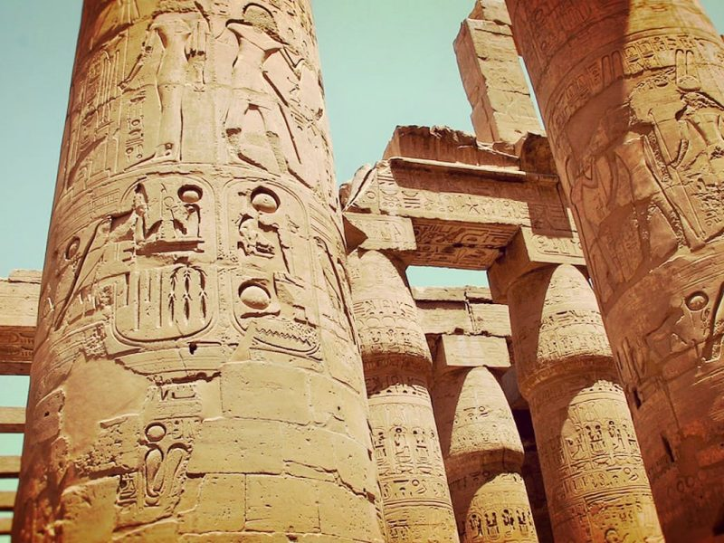 Half Day Luxor East Bank Tour – Temples of Karank & Luxor , The Travel Company of Egypt