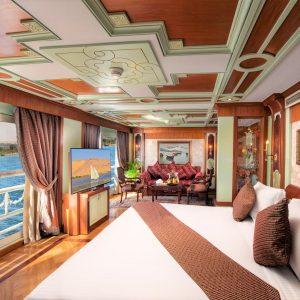 royal suite soenst st george nile cruise