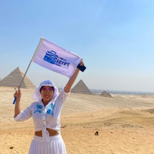 solo girl travel to egypt
