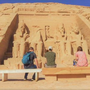 temple of abu simbel egypt nubia