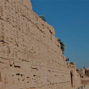 temples of karanak egypt