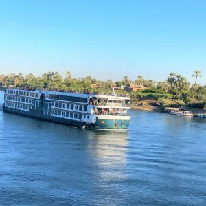 the best nile cruise on the nile