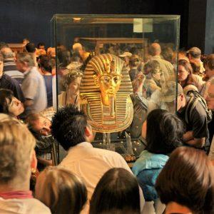 tutankahmun room museum