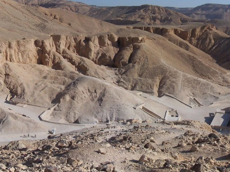 The Valley of the Kings , Tour Package to Cairo and Luxor