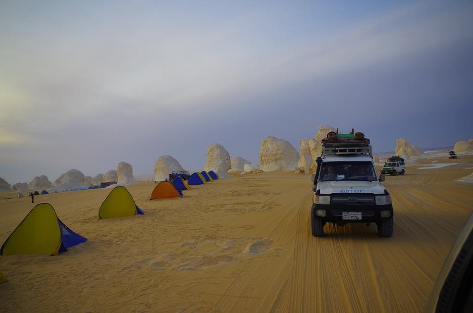 desert Safari in Egypt