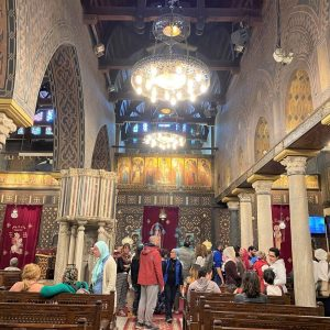 Cairo churches christian tour