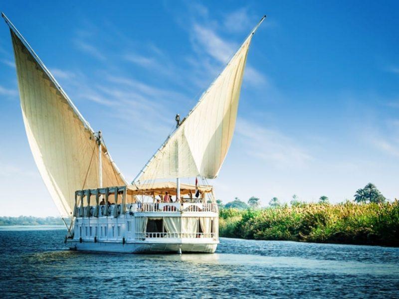Discover Cairo & Luxurious Dahabiya Cruise Dahabiya Nile Cruise