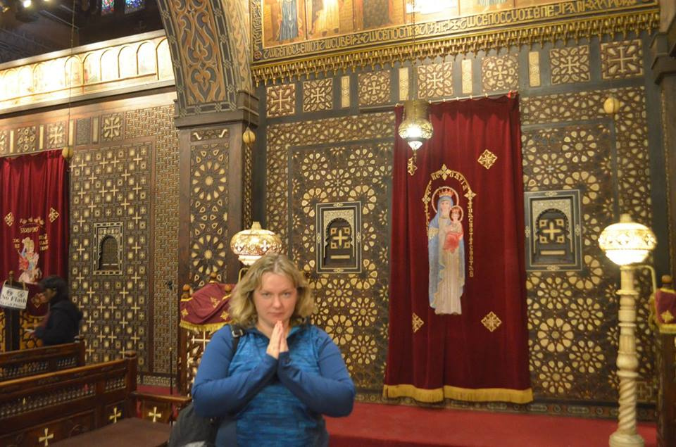 Religious Christian Tours in Egypt i