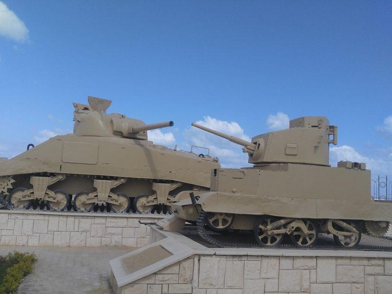 El Alamein Battlefield Day Trip | El Alamein War Cemetery Tour