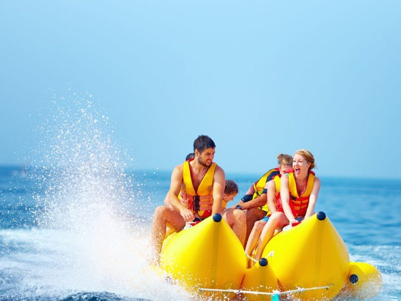 Hurghada Excursions , Hurghada Dolphin House and Banana Boat & Snorkeling