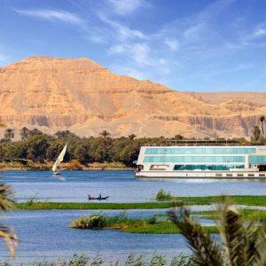 Luxury Amwaj Living Stone Nile Cruise