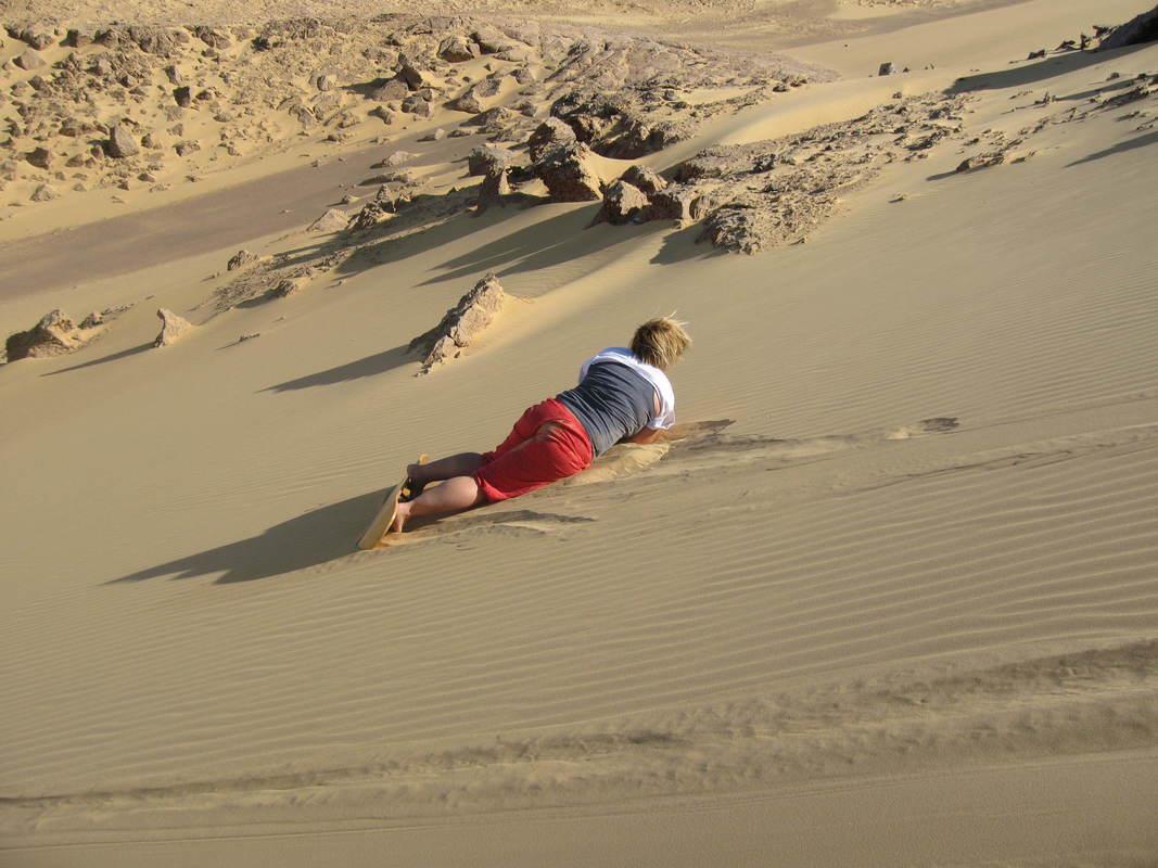 Egypt Desert Safari