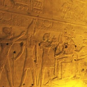 Temple of Abydos Egypt Gods