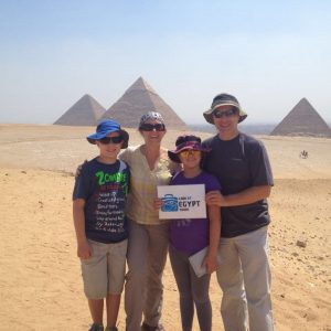 best family tours in egypt