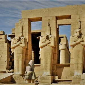 ancient egypt temples luxor