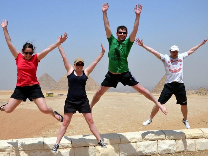 Budget Cairo & Nile Cruise | Cheap Family Tour to Egypt 8 Days