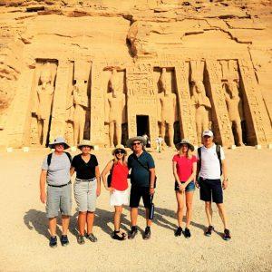 Wonders of the Pharaohs – Best of Egypt., best egypt family tour abu simbel (1)
