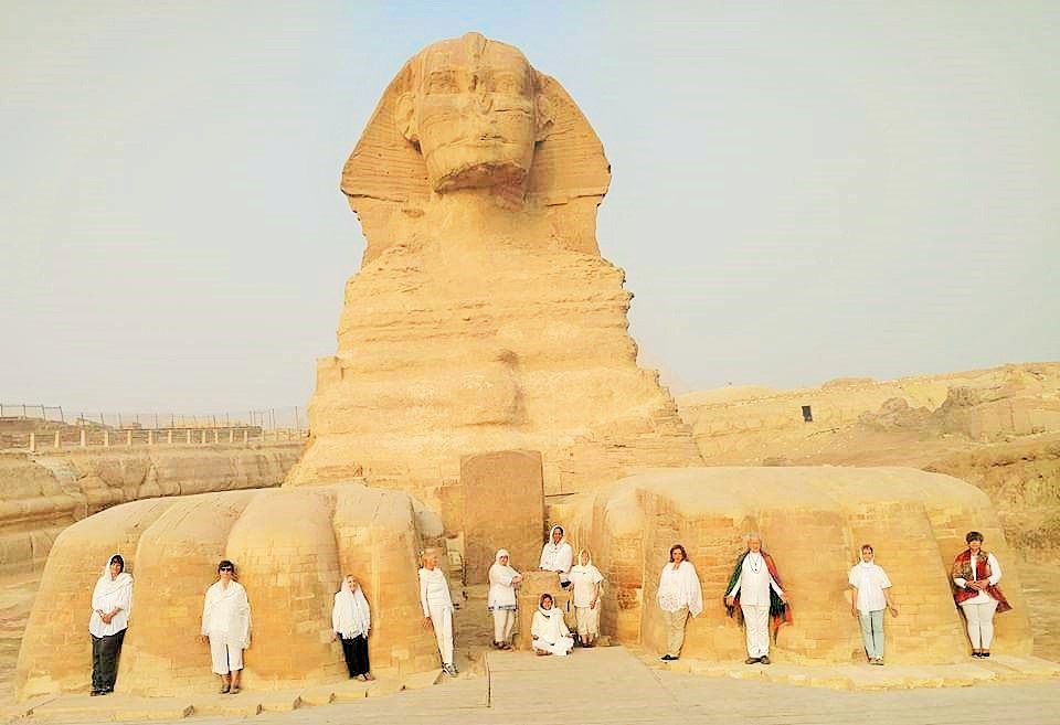 Travel to Ancient Egypt Unplugged for Self-Awareness and Rejuvenation