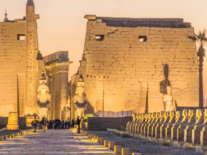 Egypt Overland Tour