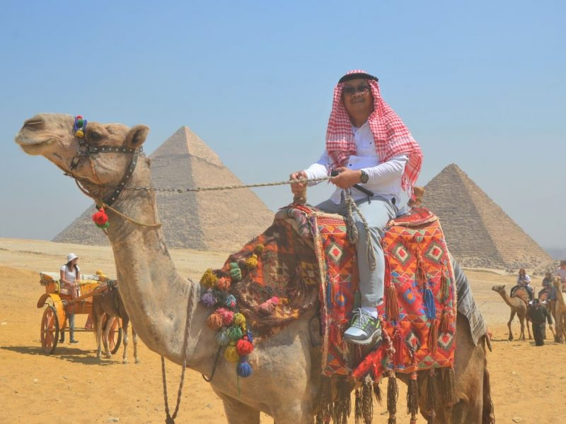 Combo Deal Best Cairo Day Tour & Nile Dinner Cruise History & fun