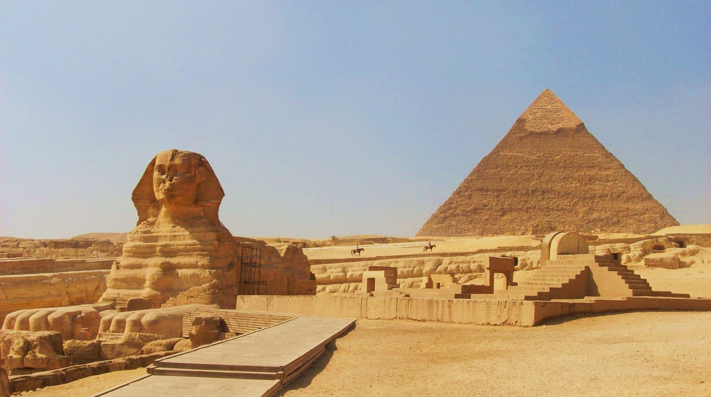 Giza Pyramids, Sakkara & Memphis Full Day Tour, Egypt Overland Tour- Historical Adventure