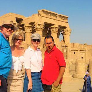 best family trip in egypt look