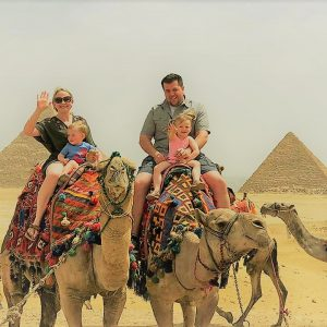 best family trip in egypt tour