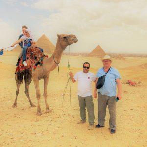 best family trip treasures of egypt tours
