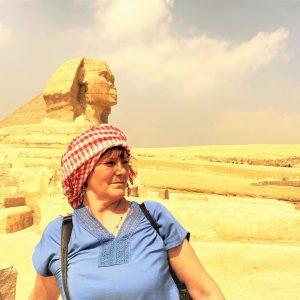 best femel travel solo egypt