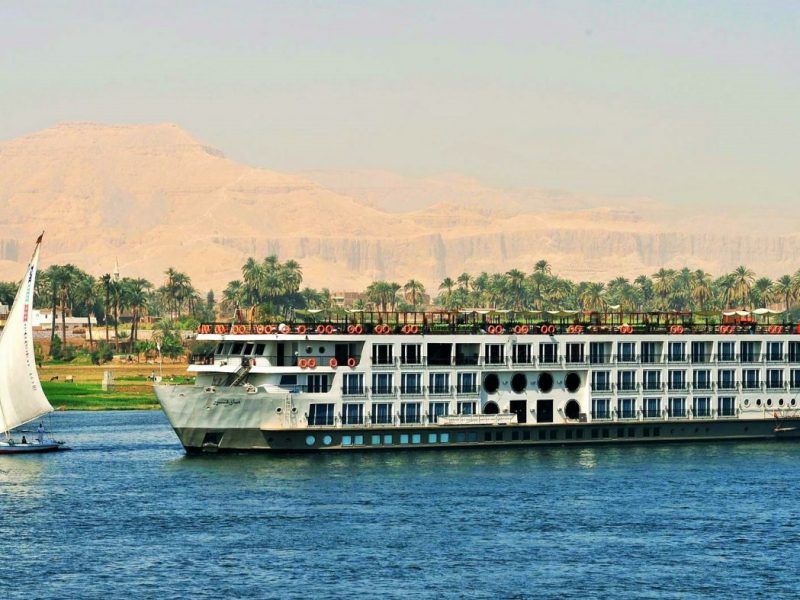 MS Mayfair Nile Cruise Holiday - True Luxury