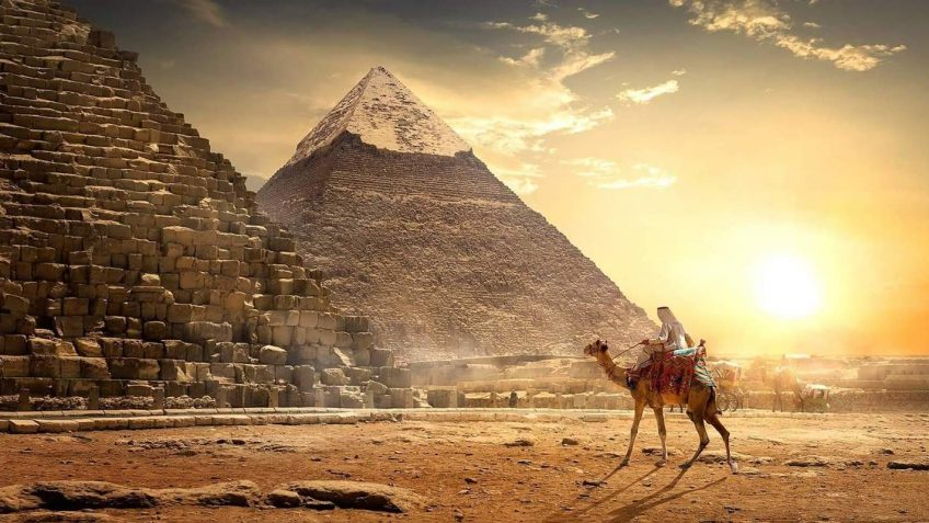 the best offers in Egypt, best trip to Egypt , Classic Egypt Tours, Egypt Tours , Get to Know About New Scanning for the Great Pyramid.